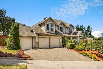 Federal Way Single Family Home For Sale: 28081 24th Place S