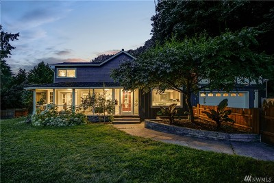 Seattle Single Family Home For Sale: 4003 17th Ave SW