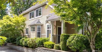 Bellevue Condo/Townhouse For Sale: 6601 161st Ave SE #A