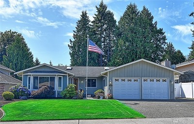 Everett Single Family Home For Sale: 3318 96th Place SE