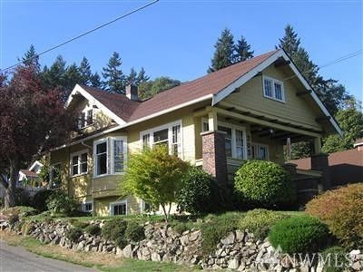 Bremerton Single Family Home For Sale: 303 N Cambrian Ave