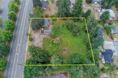 Lakewood Residential Lots & Land For Sale: 9510 Farwest Dr SW