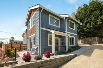 Seattle Single Family Home For Sale: 3202 NW 70th St #2