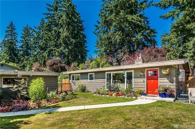 Shoreline Single Family Home For Sale: 16003 Densmore Ave N