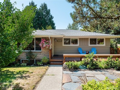 Seattle Single Family Home For Sale: 11013 28th Ave SW