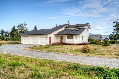 Anacortes WA Single Family Home Pending Inspection: $375,000