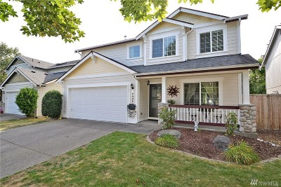 Tumwater Single Family Home For Sale: 7035 Bronington Dr SW