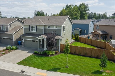 Puyallup Single Family Home For Sale: 13905 63rd Ave E
