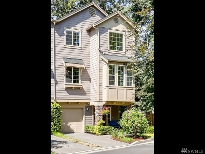 Bothell Condo/Townhouse For Sale: 18727 101st Ave NE