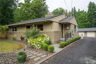 Wenatchee Single Family Home For Sale: 1310 2nd St