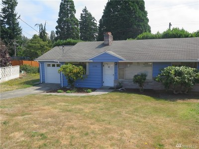 Edmonds Single Family Home For Sale: 22901 74th Ave W