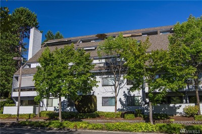 Mercer Island WA Condo/Townhouse For Sale: $625,000