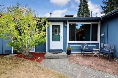 Kirkland Single Family Home For Sale: 13418 123 Ave NE
