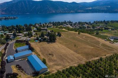 Chelan, Chelan Falls, Entiat, Manson, Brewster, Bridgeport, Orondo Residential Lots & Land For Sale: Chase Ave