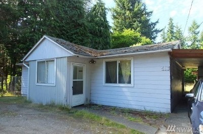 Shoreline Single Family Home For Sale: 516 NE 145th St