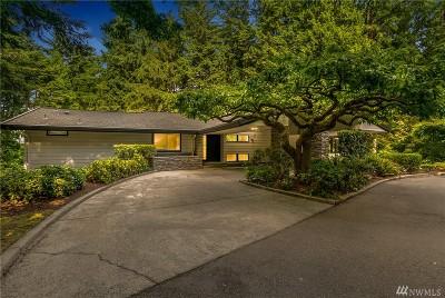 Redmond Single Family Home For Sale: 11404 132nd Ave NE
