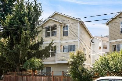 Seattle Single Family Home For Sale: 2611 NE 123rd St