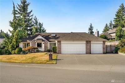 Federal Way Single Family Home For Sale: 36571 31st Ave S