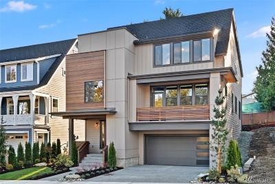 Kirkland Single Family Home For Sale: 11114 86th Ave NE
