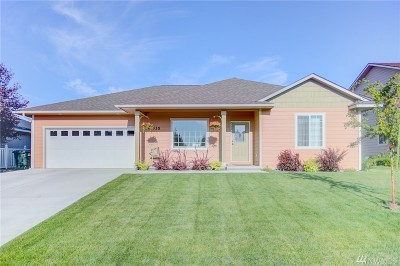 Moses Lake Single Family Home For Sale: 1535 S Lakeway Dr