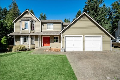 Bonney Lake Single Family Home For Sale: 20204 111th St Ct E