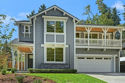 Kirkland Single Family Home For Sale: 11027 86th Ave NE