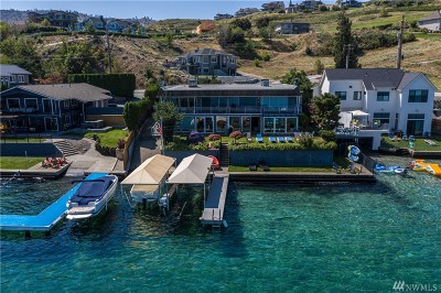 Chelan Condo/Townhouse For Sale: 1038 S Lakeshore Rd #3