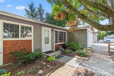 Lynnwood Single Family Home For Sale: 6208 171st St SW