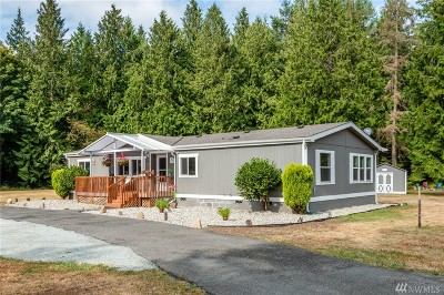 Stanwood Single Family Home For Sale: 19310 Marine Dr