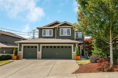 Maple Valley Single Family Home Contingent: 28217 224th Place SE