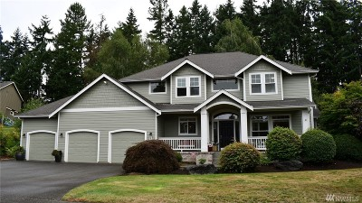 Poulsbo Single Family Home Pending: 23493 NW Warwick Place