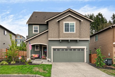Lacey Single Family Home For Sale: 2408 Burlwood St NE #1050