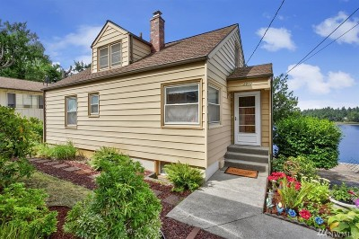 Bremerton Single Family Home For Sale: 2519 E Phinney Bay Place