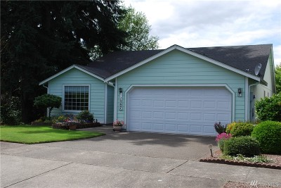 Olympia Single Family Home For Sale: 1507 Cushing St SW