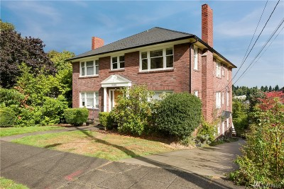 Seattle Multi Family Home For Sale: 5026 22nd Ave NE