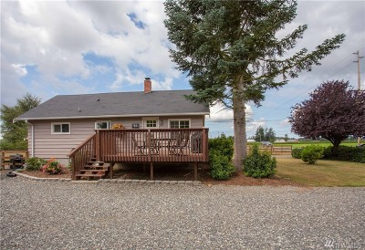 Single Family Home For Sale: 2017 Birch Bay Lynden Rd