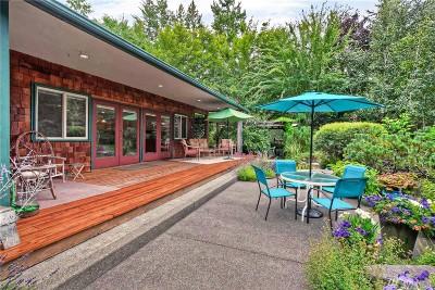 Mason County Single Family Home For Sale: 191 E Webb Hill Rd