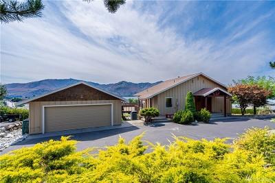 Chelan County Single Family Home For Sale: 222 Eldorado Wy