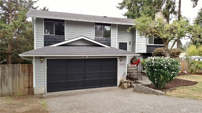 Lynnwood Single Family Home For Sale: 18718 48th Ave W