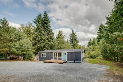 Orting Single Family Home For Sale: 18615 227th Ave E
