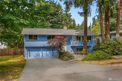Renton Single Family Home For Sale: 14627 164th Place SE