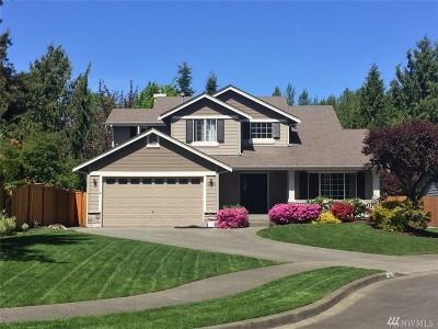 Lake Stevens Single Family Home For Sale: 12403 35th Place NE