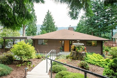 Whatcom County Single Family Home For Sale: 44 Windward Dr
