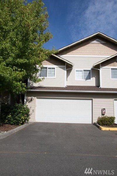 Lynnwood Condo/Townhouse For Sale: 15021 44th Ave W #16