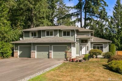 Redmond Single Family Home For Sale: 3046 Quail Creek Wy NE