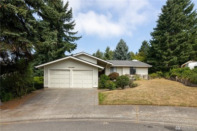 Bellevue Single Family Home For Sale: 13406 SE 56 Place