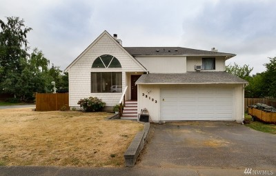 Federal Way Single Family Home For Sale: 32133 12th Pl SW