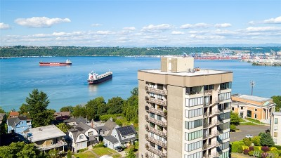 Tacoma Condo/Townhouse For Sale: 404 N D St #3E
