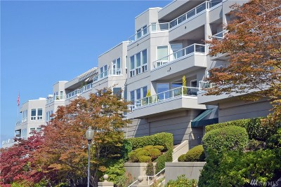 Mercer Island Condo/Townhouse For Sale: 2959 81st Place SE #D1
