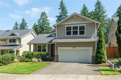Federal Way Single Family Home For Sale: 35418 4th Ave SW